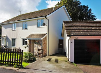 Thumbnail 3 bed semi-detached house for sale in Steed Close, Paignton