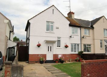 Thumbnail 3 bed semi-detached house for sale in Linden Road, Linden, Gloucester