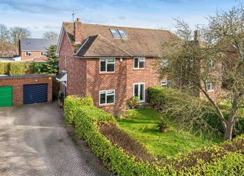 Thumbnail 4 bed semi-detached house for sale in Little Ings Close, Church Fenton, Tadcaster