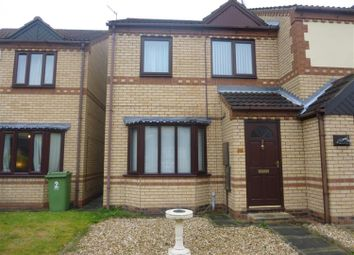 Thumbnail 3 bed semi-detached house to rent in Grove Court, Gainsborough