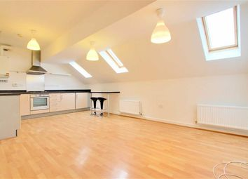 Thumbnail 2 bedroom flat to rent in Mccorquordale Road, Wolverton, Milton Keynes