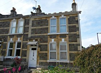 Thumbnail 5 bed end terrace house for sale in Lymore Avenue, Oldfield Park, Bath