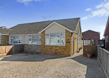Thumbnail 2 bed semi-detached bungalow for sale in Kimberley Grove, Seasalter, Whitstable, Kent