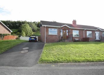 Thumbnail 2 bed semi-detached bungalow for sale in Glenlough, Ballynahinch, Down