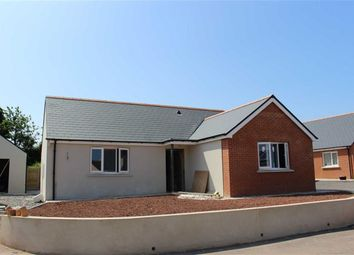Thumbnail 3 bed detached bungalow for sale in Bowett Close, Hundleton, Pembroke