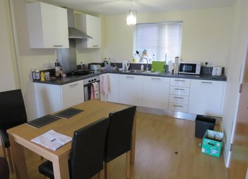 Thumbnail 1 bedroom flat to rent in Four Chimneys Crescent, Hampton Vale, Peterborough