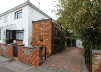 Thumbnail 2 bed semi-detached house for sale in Swift Road, Southampton