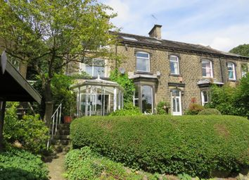 Thumbnail 7 bed semi-detached house for sale in Upperthong Lane, Upperthong, Holmfirth
