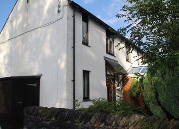 Thumbnail 2 bedroom end terrace house for sale in The Croft, Grasmere, Ambleside