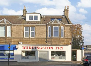 Thumbnail 3 bed flat for sale in 197 Duddingston Park South, Newcraighall, Edinburgh