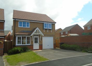 Thumbnail 4 bed detached house for sale in Meadowbout Way, Bowbrook, Shrewsbury