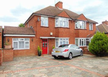 Thumbnail 3 bed semi-detached house for sale in Crossways, South Croydon