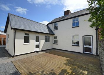 Thumbnail 2 bed detached house for sale in Park Street, Newtown, Powys