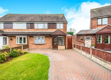 Thumbnail 3 bedroom semi-detached house for sale in Fitzmaurice Road, Wolverhampton