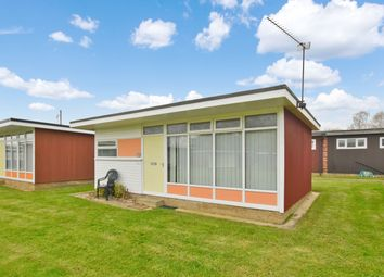 2 bed detached bungalow for sale in Broadside Chalet Park, Norwich NR12