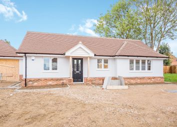 2 bed detached bungalow for sale in Glemsford, Sudbury, Suffolk CO10