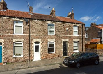 Thumbnail 2 bedroom terraced house for sale in Herbert Street, Off Lawrence Street, York