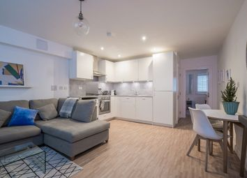 Thumbnail 1 bed flat for sale in Kelly Avenue, London