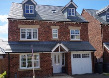 Thumbnail 5 bedroom detached house for sale in Ivy Bank Close, Ingbirchworth, Sheffield