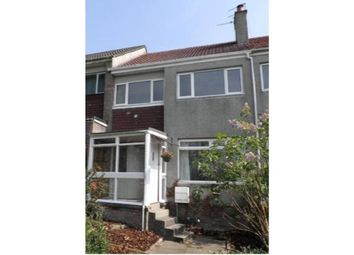 Thumbnail 3 bed terraced house to rent in Mansewood Drive, Dumbarton