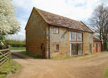 Thumbnail 3 bedroom barn conversion for sale in Brington Road, Long Buckby, Northampton