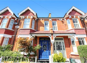 Thumbnail 4 bed terraced house to rent in Mount Road, Wimbledon Park