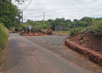 Thumbnail Land for sale in Building Plot, Butterleigh Road, Silverton