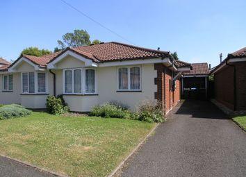 Thumbnail 2 bed semi-detached bungalow for sale in Regis Road, Rowley Regis