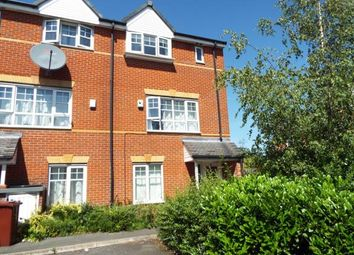 Thumbnail 4 bedroom terraced house for sale in Abbotsfield Court, Manchester, Greater Manchester