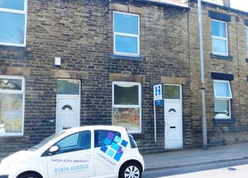 Thumbnail 2 bed terraced house for sale in Wakefield Road, Liversedge, West Yorkshire.