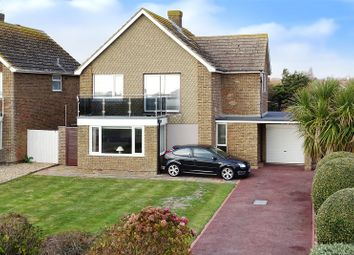 Thumbnail 4 bed detached house for sale in Marine Crescent, Goring-By-Sea, Worthing