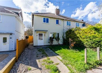Thumbnail 3 bed semi-detached house for sale in Pen Close, Cherry Hinton, Cambridge