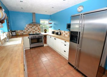 Thumbnail 4 bed detached house for sale in Station Road, Docking, King's Lynn, Norfolk.