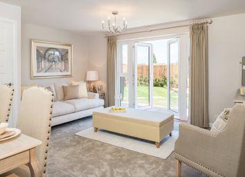 "Thumbnail 3 bedroom semi-detached house for sale in ""Ashwood"" at Crosstrees, Allotment Road, Sarisbury Green, Southampton"