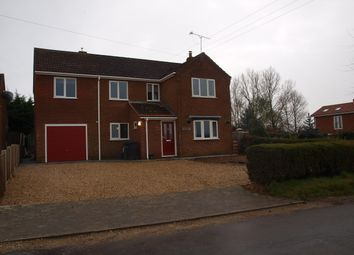 Thumbnail 4 bedroom detached house to rent in Lime Kiln Road, West Dereham