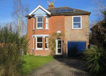 Thumbnail 4 bed detached house for sale in Lockerley Green, Lockerley, Romsey