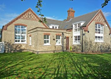 Thumbnail 5 bedroom detached house for sale in Barroway Drove - Downham Market, Norfolk