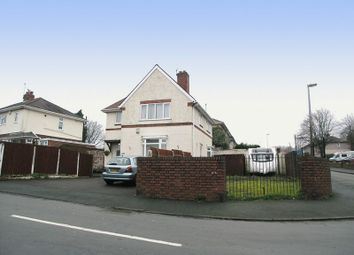 Thumbnail 3 bed detached house for sale in Cooper Avenue, Brierley Hill