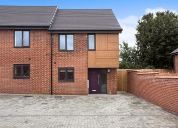 Thumbnail 2 bed semi-detached house for sale in Maple Park, Long Stratton, Norwich