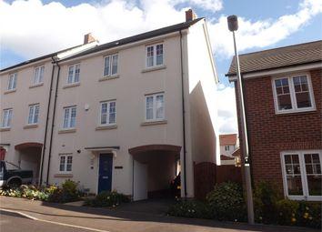 Thumbnail 5 bedroom town house for sale in Lundy Walk, Newton Leys, Bletchley, Milton Keynes