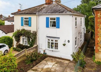 Thumbnail 3 bed semi-detached house for sale in Church Road, Reigate
