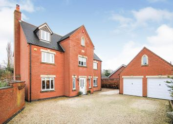 Thumbnail 5 bed detached house for sale in Bulkington Road, Shilton