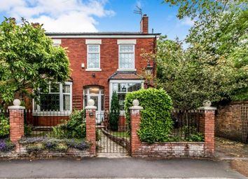 Thumbnail 6 bedroom detached house for sale in Park Road, Sale, Trafford, Greater Manchester
