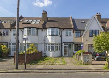 Thumbnail 4 bed flat to rent in Vectis Road, London