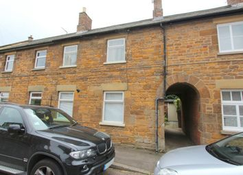 Thumbnail 2 bed terraced house to rent in North Street West, Uppingham, Oakham