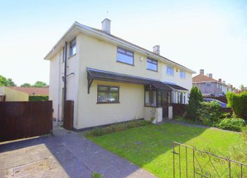 Thumbnail 3 bed semi-detached house for sale in Lanercost Road, Southmead, Bristol