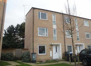 Thumbnail 5 bedroom terraced house to rent in Aviation Avenue, Hatfield
