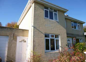 Thumbnail 3 bed end terrace house to rent in Priory Close, Bath