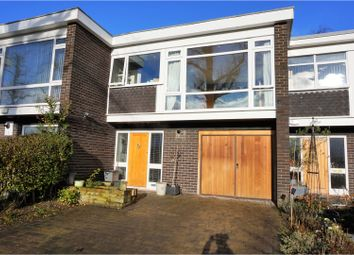 Thumbnail 3 bed terraced house for sale in Newton Hall Drive, Chester