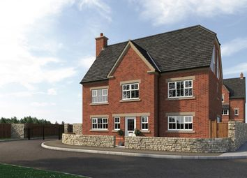 Thumbnail 5 bed detached house for sale in Plot Moor Road, Bestwood Village, Nottingham